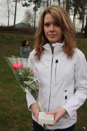 Sofia Ahlander från Bk Merci.