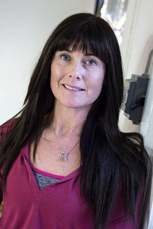 Gwendolen Carrier, massageterapeut.