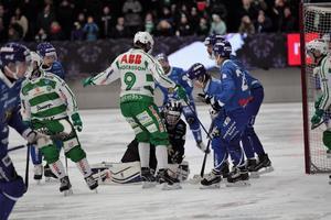 Robin Anderssons VSK var numret mindre än Motala på torsdagskvällen.
