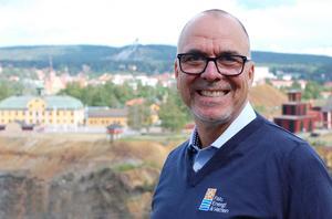 Per Magnusson är produktchef på Falu energi & vatten. Foto: Pressbild/FEV