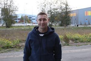 Valeri Grachev minns tiden i Falun med glädje. 2000 lämnade han klubben för Vänersborg.