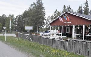 Gimårastens rastplats fick utmärkelse. Foto: Stig-Björn Sundell