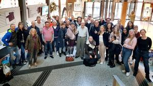 Södertäljeoperan i samarbete med Kulturskolan och Södertälje kammarkör ger operamusikalen Trollkarlen från Oz.