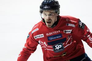 Daniel Välitalo fick vikariera som libero i Svensks frånvaro.