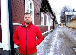 Kim Eriksson, 32, studerande, Säter:– Vill folk skjuta så får de väl göra det, bara det är under lagliga former, men själv tycker jag att det är slöseri med pengar.