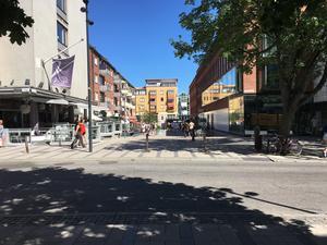För att öka attraktionskraften i citykärnan vill moderaterna i Västerås satsa på en rejäl uppfräschning.