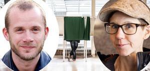 Lars Anders Johansson är musiker, poet och journalist, i sommar har han brevväxlat om kulturvalet med dramatikern och författaren Stina Oscarson.
