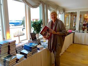 Birgitta Baud har arrangerat Storytelling i Tällberg sedan 2017. Foto: Privat