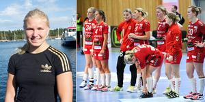 Isabelle Andersson spelar från och med nästa säsong med H65 Höör.