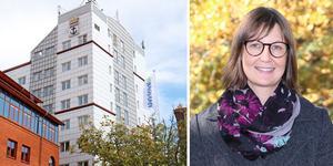 Carolina Pettersson har börjat på posten som ny kommundirektör i Nynäshamn. Foto: Carina Albin/Pressbild