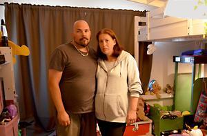 Angelica Johansson och sambon Andreas saknar Nathalie och hoppas att de får återse henne någon gång i framtiden.