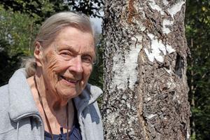 Födelsedagen ska Barbro Johansson fira med släkt och vänner på Björkudden.