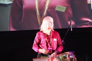Matilda Lidberg från Refresher UF vann kategorin Årets säljare.