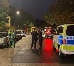 I juli mördades en gängmedlem på Väster i Örebro.