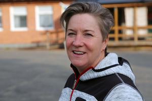 Anette Linné, rektor vid Edsele friskola, är glad över att de äntligen kommit igång med nattis.