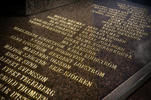 48 av de omkomna personerna i Estoniakatastrofen var från Dalarna.