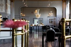 Statts restaurang anses av många som en av de finaste festlokalerna i kommunen.
