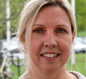 Gabriella Gulliksson, Trafikverket.Bild: MONICA NÄSLUND
