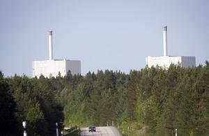 Forsmarks kärnkraftverk är viktigt för att förse såväl basindustri, nyetableringar i länet som Microsoft eller tjänstesektorn med nödvändig energiförsörjnng. Foto: Fredrik Sandberg / SCANPIX