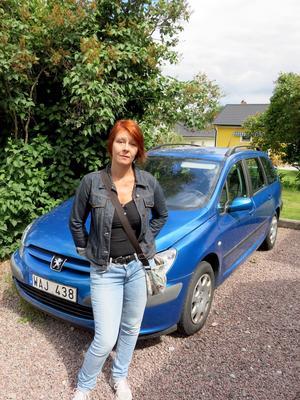 – Det känns otroligt skönt att få rätt. Jag hoppas att Biltema följer rekommendationerna, min bil står bara här hemma och väntar, säger Maria Oldberg.