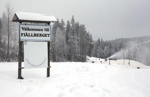 Just nu är det mer eller mindre barmark på Fjällberget, men snart hoppas de ansvariga att det kan se ut så här.