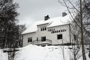 Villa Orrbacken i Docksta har fått nytt liv.