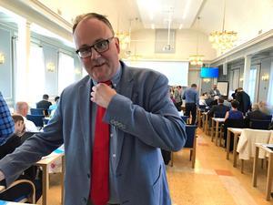 Per Wahlberg (M), oppositionsråd i Region Västernorrland.