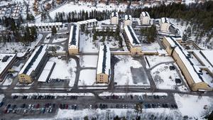 Hösten 2018 köpte Mitthem fem byggrätter som ligger mellan de gamla paviljongerna i Sidsjöområdet.