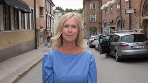 Ingrid Landin, gruppledare för Miljöpartiet.