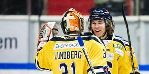 Foto: Bildbyrån. SSK-forwarden Måns Lindbäck.