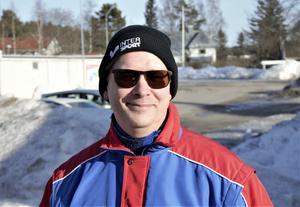 Hans Söderlund, 55 år, IT-strateg, Njurundabommen.