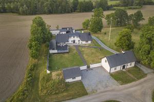 Ånsta 530 var det näst dyraste huset i Örebro kommun under 2019.