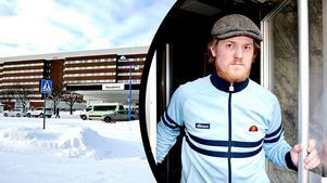 Johan Martinsson från Sundsvall berättar att Sundsvalls sjukhus medgav att det var i senaste laget som man kontaktat honom med anledning av hans remiss från 2010.
