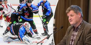 Lennart Gard, ordförande i Söderhamn/Ljusne HC tycker trots allt att det var rätt att de fick lånet.