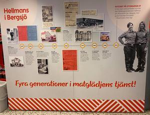 ICA Bergsjöhallen har en lång historia