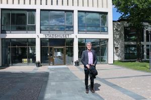 Pär Jerfström tillträder som Sandvikens nya kommundirektör 19 augusti.