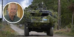 Sten Bredberg skriver i sitt svar om varför det svenska försvaret behövs.