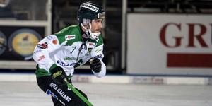 Fredrik Johansson. BILD: Ulf Palm/TT
