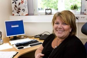 LEDER UTBILDNINGEN. Åsa Nordgren är utbildningschef och tror starkt på den nya Traineeutbildningen.