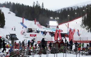 Wintergames avgjordes i helgen med Björnrike som huvudarena där det tävlades i två backar.