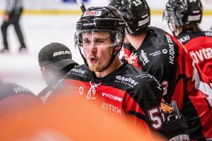 Albin Runesson har gjort två mål den här säsongen.