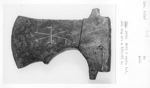 Ett av fynden i Saladammstrakten. Foto: Historiska museet