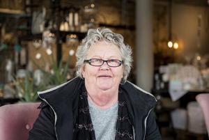 Karin Selander, 60+, pensionär, Nedansjö:
