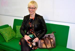 Anna Jakobsson Lund - här med sista boken i Systemet-trilogin - är en flitig författare av ungdomsböcker.