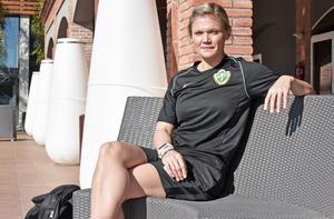 Elin Hegestrand är, tillsammans med Christoffer Holmgren, ny i J-Södras medicinska team.
