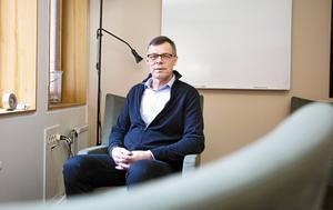 Bosse Wallbäcks, biträdande kommunchef.