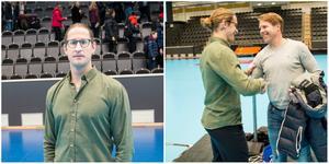 Jonathan Hedström och Andreas Dackell har haft en och annan dust på isen genom åren.