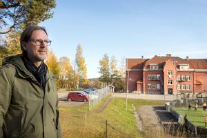 Skådespelaren Jan Boholms föreställning