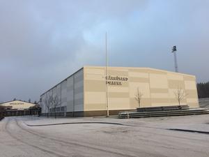 Skokartongen Härnösands Arena. Foto: Lars Landström