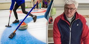 Anders Rodin är en av de vid Sundsvalls Curling som känner oro: